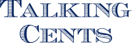 Talking Cents logo