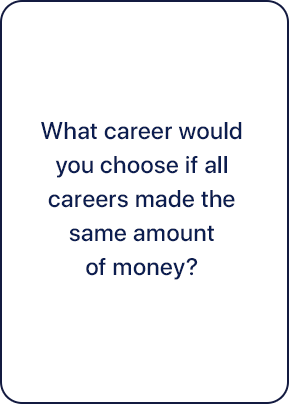 Talking Cents Card Question 1